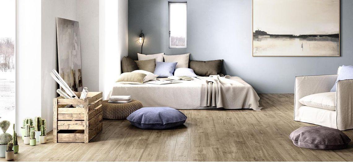 Onderhoud van uw houten vloer
