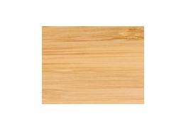 Afwerklijst 5 mm x 24 mm plakstrip fineer bamboe caramel gelakt