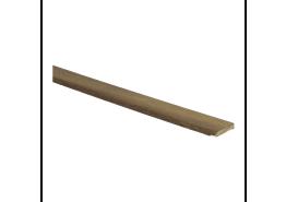 Afwerklijst 5 mm x 24 mm plakstrip fineer eiken dubbel gerookt naturel geolied