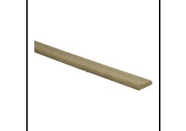 Afwerklijst 5 mm x 24 mm plakstrip fineer eiken gerookt onbehandeld