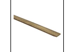 Afwerklijst 5x23 mm kambala