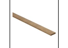 Afwerklijst 5x23 mm robijn