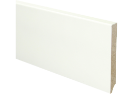 BL MDF plint 120x15 V313 wit gegrond recht