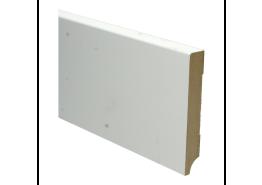 BL MDF plint 120x18 V313 wit gegrond recht