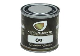 Color for Oil kleurpigment Mountain grey 09