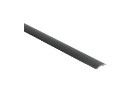 Dilatatieprof. zelfkl. 30 mm alu zwart