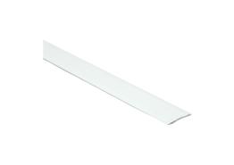 Dilatatieprofiel zelfklevend 37 mm alu wit