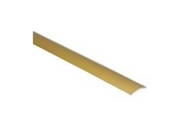 Dilatatieprofiel zelfkl. 30 mm alu goud