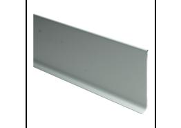 Elegante Alu plint 80x10 mm