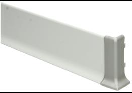 Elegante buitenhoek  aluminium