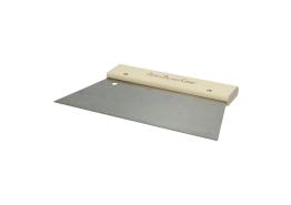 Lijmkam 25 cm breed A2 (fijn) tbv PVC