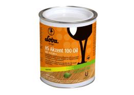 Lobasol HS Akzent 100 Oil Color Black 750ml