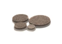 Los vervangbaar viltschijfje 30 mm