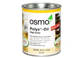 OSMO Hardwax Olie 3088 Kl. Anti-Slip R9 2,5L