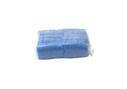 Overschoentjes blauw 100 stuks