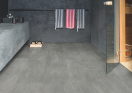 Quick-Step PVC - Ambient Click Plus Beton donkergrijs