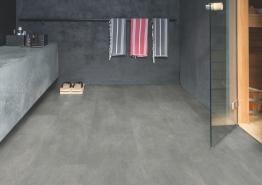 Quick-Step PVC - Ambient Click Beton donkergrijs