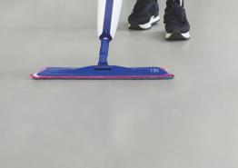 Quick-Step PVC - Ambient Click Minimal Lichtgrijs