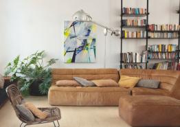 Quick-Step PVC - Balance Click Select eik licht
