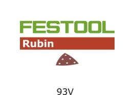 Schuurdriehoek Rubin STF-V93/6-RU/ 50st
