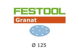 Schuurschijf Granat STF-D125/9 50st.