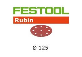 Schuurschijf Rubin STF-D125/90-RU/ 50st