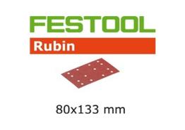 Schuurstrook Rubin STF-80x133/14-RU2/ 50st