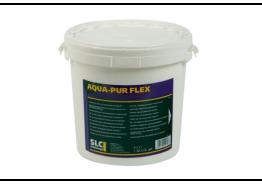 SLC Eco Aqua-Pur Flex voegenkit 5 L