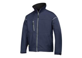 Soft Shell Jacket donker blauw