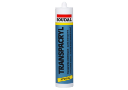 Soudaseal Transpacryl - transparant