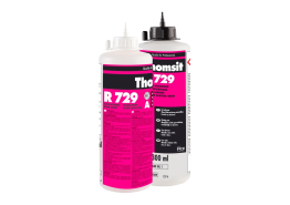 Thomsit R729 giethars dekvloerreparatie 600 ml