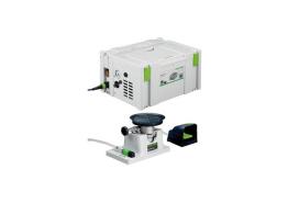 Vacuum-spansysteem set (pomp + spanunit) SE 1