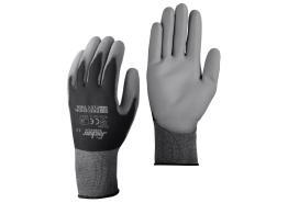 Werkhandschoenen Snickers zwart/grijs M, maat 9
