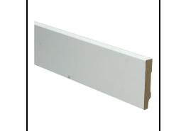 Whiteline plint recht 70x12 wit gefolied