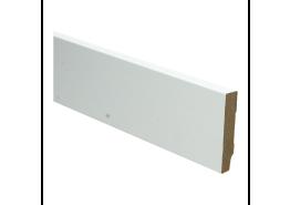 Whiteline plint recht 70x15 wit gefolied