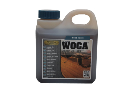 WOCA Master Colour Oil 101 light brown