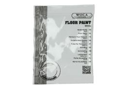 WOCA Tester Floorpaint wit
