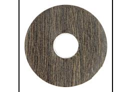 Zelfkl. rozet (17 mm) prestige eiken (10 st.)
