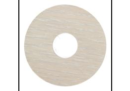 Zelfkl. rozet (17 mm) xenon (10 st.)