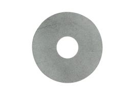 Zelfklevende rozet (17 mm) beton grijs