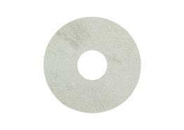 Zelfklevende rozet (17 mm) beton licht