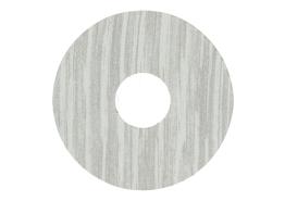 Zelfklevende rozet 17 mm klas. patina eik grijs 10 st.