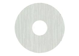 Zelfklevende rozet 17 mm klas. patina eik licht 10 st.