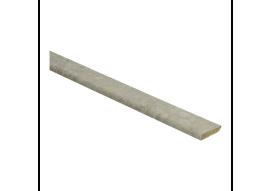 Afwerklijst met plakstrip cantera grey