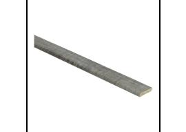Afwerklijst met plakstrip castle oak light grey