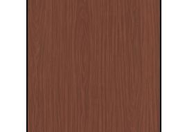 Afwerklijst met plakstrip newport mahonie