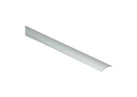 Dilatatieprof. zelfkl. 30 mm alu zilver