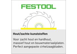 Fijngetand cirkelzaagblad 160x2,2x20 W48 (TS 55)