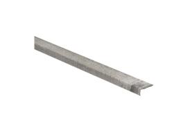 Hoeklijnprofiel 10 mm eik grijs met zaags
