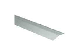 Overgangsprof. zelfkl. 8 mm alu zilver